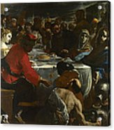 The Marriage At Cana Acrylic Print