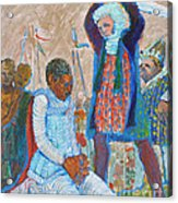 The Martydom Of St Maurice Acrylic Print