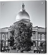 The Mass State House Acrylic Print