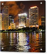 The Miami Guardian Acrylic Print