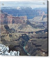 The Mighty Colorado River Acrylic Print