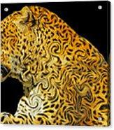 The Mighty Panthera Pardus Acrylic Print