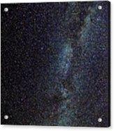 The Milky Way Galaxy  Acrylic Print