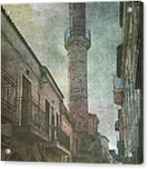 The Minaret Acrylic Print