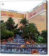 The Mirage Acrylic Print by Andrea Dale
