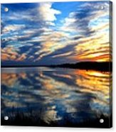 The Mirror Lake Acrylic Print