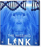 The Missing Link Acrylic Print