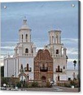 The Missioin Of San Xavier 10 Acrylic Print