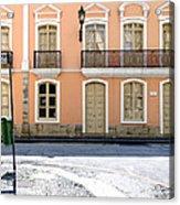 The Mistress' House - Solar Da Marquesa De Santos Acrylic Print