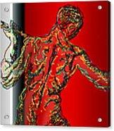 The Modern Man 2 Acrylic Print