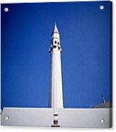 The Modern Minaret Acrylic Print