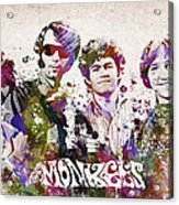 The Monkees Acrylic Print