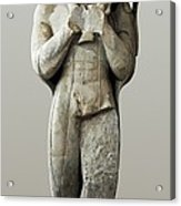 The Moschophoros. 570 Bc. Calf-bearer Acrylic Print