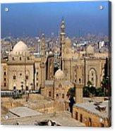 The Mosque Of Al-azhar Acrylic Print