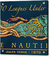 The Nautilus Acrylic Print