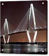 The New Cooper River Bridge Acrylic Print