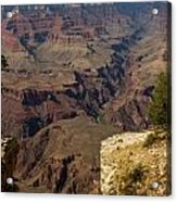 The Nooks And Cranies Of The Grand Canyon Acrylic Print