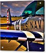 The North American L-17 Navion Aircraft Acrylic Print