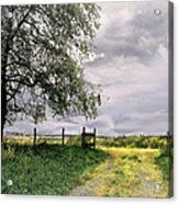The North Pasture Acrylic Print
