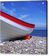 the North Sea Acrylic Print by Giorgio Darrigo
