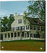 The Oaks Acrylic Print