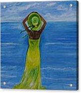 The Oceans Beauty Acrylic Print
