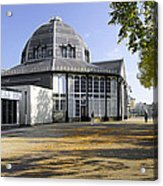 The Octagon - Buxton Pavilion Gardens Acrylic Print