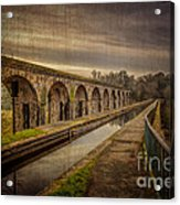 The Old Aqueduct Acrylic Print
