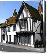 The Old Court Hall Hastings Acrylic Print