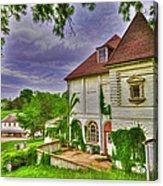 The Old Dugout - Leavenworth Va Acrylic Print