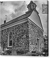 The Old Dutch Church Acrylic Print
