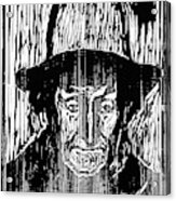 The Old Fisherman, 1899 Acrylic Print