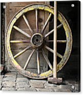 The Old Forge  Acrylic Print by Stephen Norris