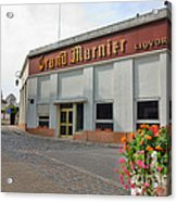 The Old Grand Marnier Distillery Acrylic Print