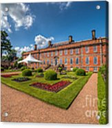 The Old Hall  Acrylic Print by Adrian Evans