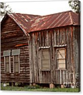 The Old Homeplace Acrylic Print