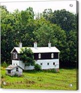 The Old Horse Barn Acrylic Print