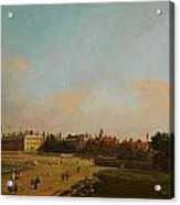 The Old Horse Guards From St James S Park Acrylic Print