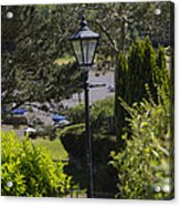 The Old Lamp Acrylic Print