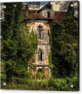 The Old Manor Acrylic Print