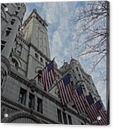 The Old Post Office  Acrylic Print