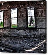The Old Schoolhouse Acrylic Print