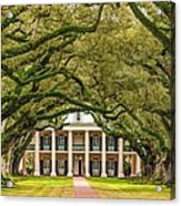 The Old South Version 2 Acrylic Print
