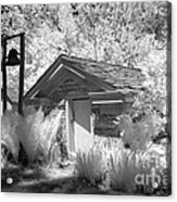 The Old Spring House Acrylic Print