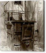 The Old Stewart Acrylic Print