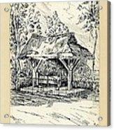The Old Stocks Walsall Acrylic Print