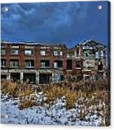 The Old Tannery Acrylic Print