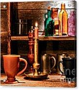 The Old Tavern Acrylic Print