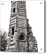 The Old Tower Acrylic Print