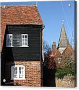 The Old Water Mill Bosham Acrylic Print